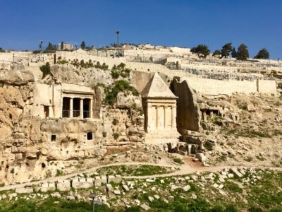 Jerusalem_Zecharias' Tomb