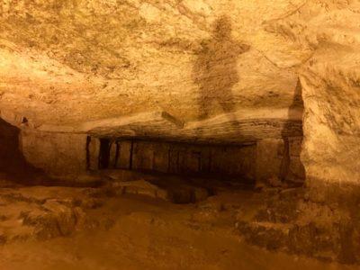 Jerusalem_Zedekiah's Cave1