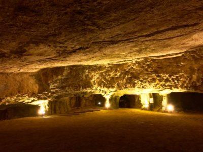 Jerusalem_Zedekiah's Cave2
