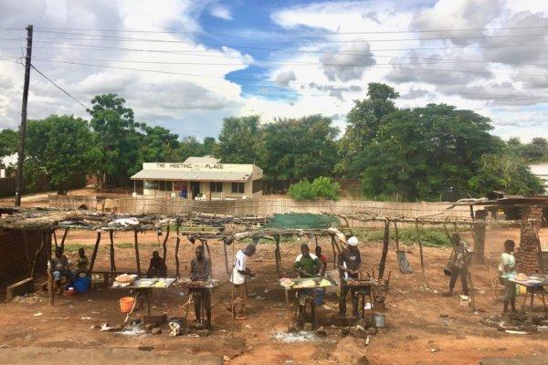 Malawi MSYDM roadsidefood