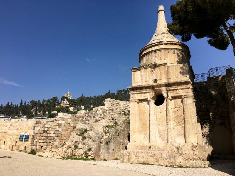 Jerusalem_Absaloms-Tomb