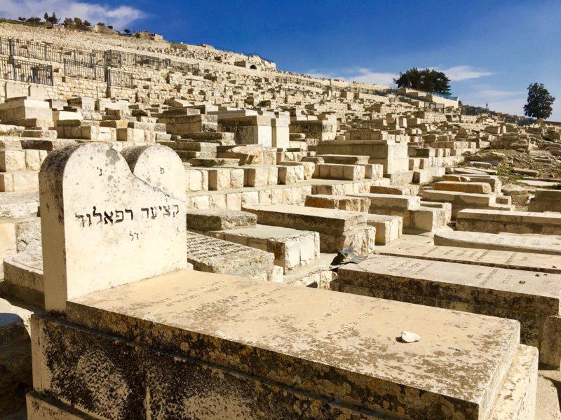 Jerusalem_Jewish Cemetery1
