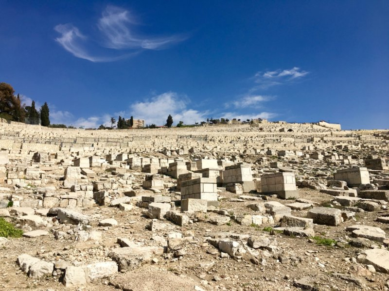 Jerusalem_Jewish Cemetery2