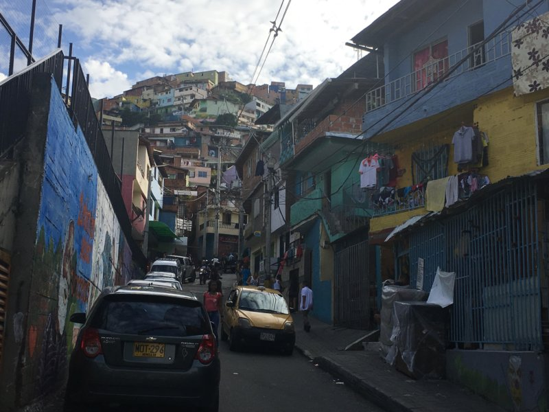 Medellin_favela