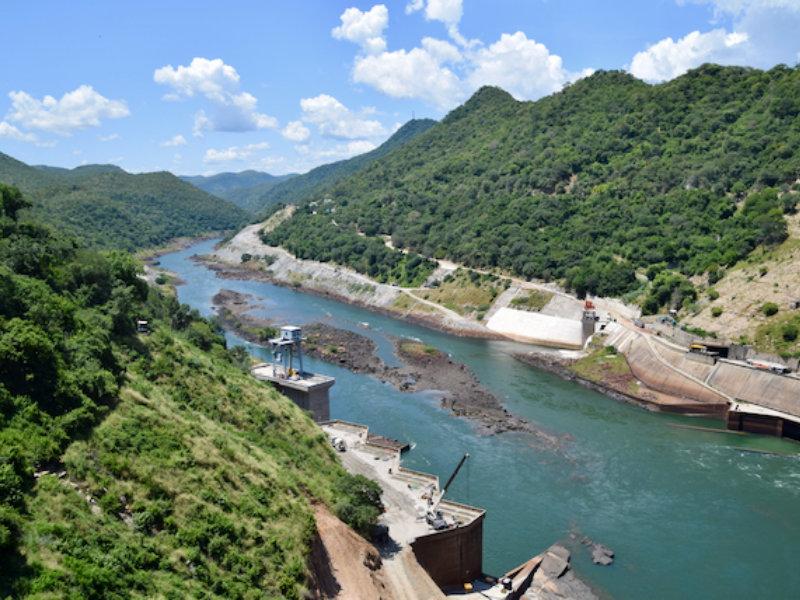 Zambia Kariba Dam1